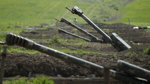 جنگ قره باغ ارمنستان آذربایجان