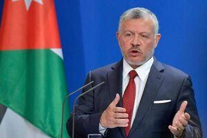 پادشاه اردن با استعفای نخست وزیر موافقت کرد - کراپشده