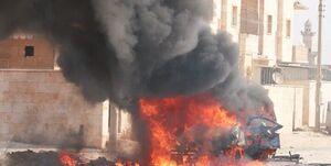 انفجار در الباب با ۹ کشته و زخمی از شبهنظامیان حامی ترکیه