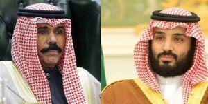 فشار بن سلمان بر ولیعهد جدید کویت درباره رابطه با قطر