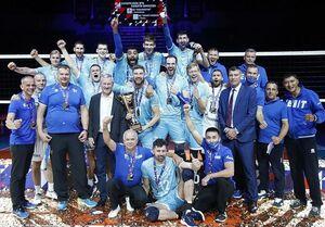 زنیت قهرمان سوپر کاپ روسیه شد/ نخستین جام آلکنو پس از بازگشت + عکس
