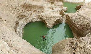 عکس/ منطقهای بکر در استان هرمزگان
