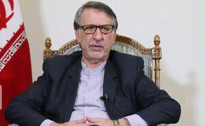 فیلم/ انتقال سفیر ایران در انگلیس به کاخ باکینگهام