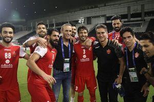 تیر «آل سعود» برای حذف پرسپولیس به سنگ خورد / فوتبال ایران باید حق آل کثیر را از AFC و سعودی ها بگیرد