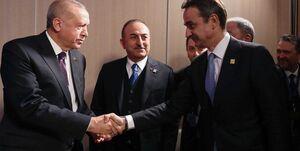 تعویق مذاکرات حل اختلاف یونان و ترکیه به میزبانی ناتو