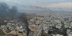 رسانه ها از تبادل آتش میان نیروهای ترکیه و روسیه در شمال سوریه گفتند