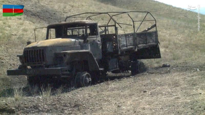 2937159 - آخرین تحولات میدانی در هشتمین روز جنگ قرهباغ