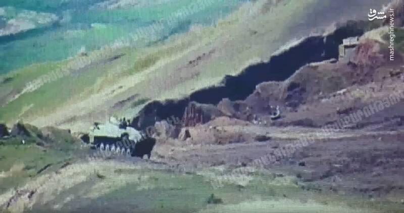 2937165 - آخرین تحولات میدانی در هشتمین روز جنگ قرهباغ
