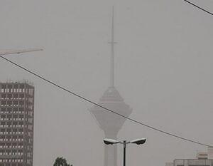 وضعیت کیفیت هوا در روزهای کرونایی پایتخت