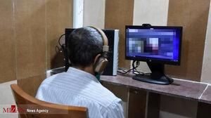 عکس/ افتتاح سالن ملاقات الکترونیک در زندان