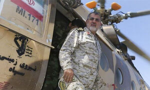 فرمانده نیروی زمینی سپاه: هیچ خطری کشور را تهدید نمیکند