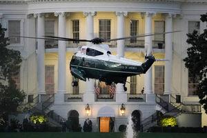فیلم/ کرونا به کاخ سفید برگشت!
