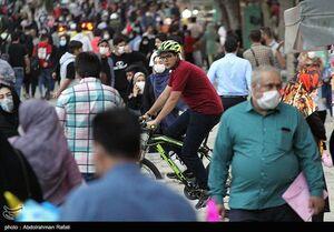 عکس/ وضعیت قرمز کرونایی در همدان
