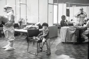 عکس/ هند در چنگال کرونا