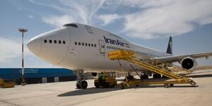 افزایش ۶۴ درصد پروازهای بینالمللی هواپیمایی ایران +جدول