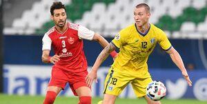 خلیل زاده با آرا کاربران AFC بهترین بازیکن هفته آسیا شد+عکس