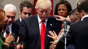 فیلم/ دروغهای ترامپ صدای مجری فاکسنیوز درآورد