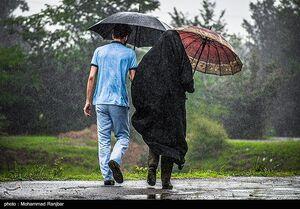پیشبینی بارش باران و وزش باد شدید در چندین استان