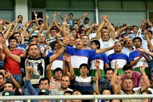 جزییاتی از حضور تماشاگران در دیدار ازبکستان-ایران