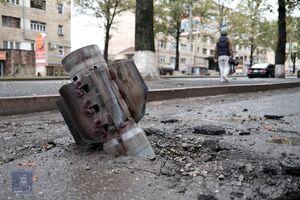 ادامه حملات به مناطق شهری در دهمین روز جنگ قرهباغ / نخستین استفاده جمهوری آذربایجان از سامانه S۳۰۰ برای رهگیری موشک بالستیک +تصاویر