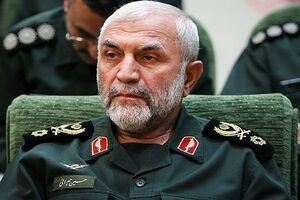 حاج حسین همدانی به حرکت قهرمانانه مدافعان حریم جانی مضاعف بخشید