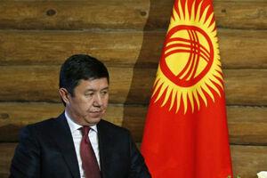 نخست وزیر قرقیزستان