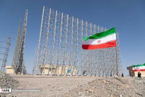 عکس/ الحاق سامانه راداری قدیر به شبکه پدافند هوایی