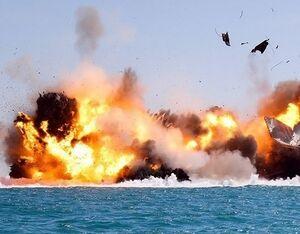 """سپاه چگونه آمریکا را در خلیج فارس """"بیهویت"""" کرد؟"""