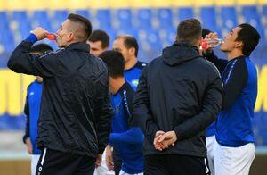 ستاره تیم ملی ازبکستان بازی با ایران را از دست داد؟