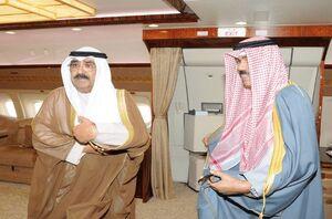 «مشعل الاحمد» ولیعهد جدید کویت شد
