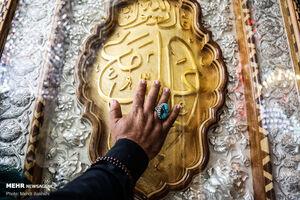 عکس/ حالوهوای حرم امام علی(ع) در آستانه اربعین