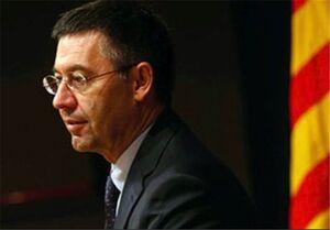 رئیس باشگاه بارسلونا رأی عدم اعتماد گرفت/ برگزاری همهپرسی قطعی شد