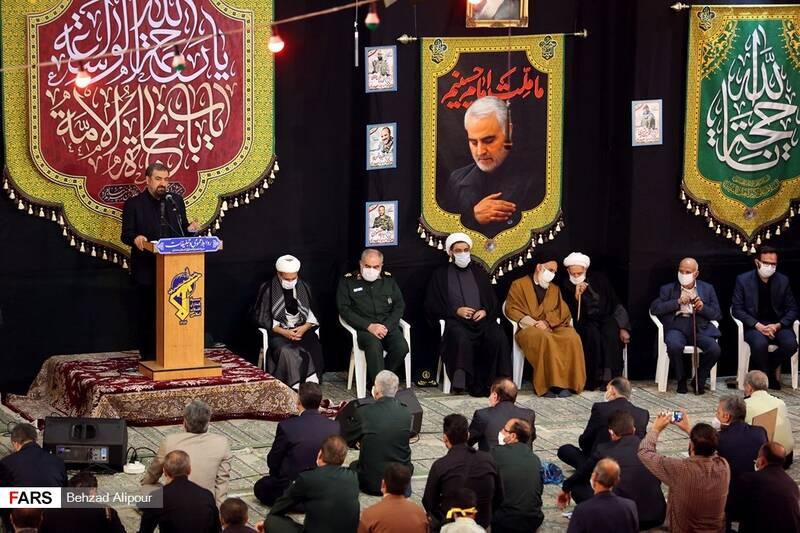 بزرگداشت سالگرد شهادت سردار همدانی