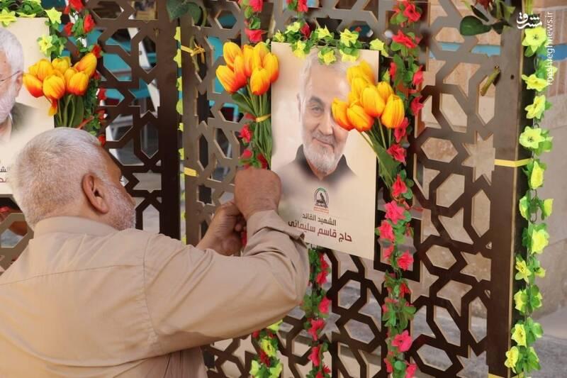 2940713 - عکس/ فرماندهان شهید حشدالشعبی در عمود ۲۸۵