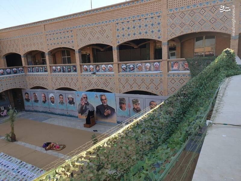 2940714 - عکس/ فرماندهان شهید حشدالشعبی در عمود ۲۸۵