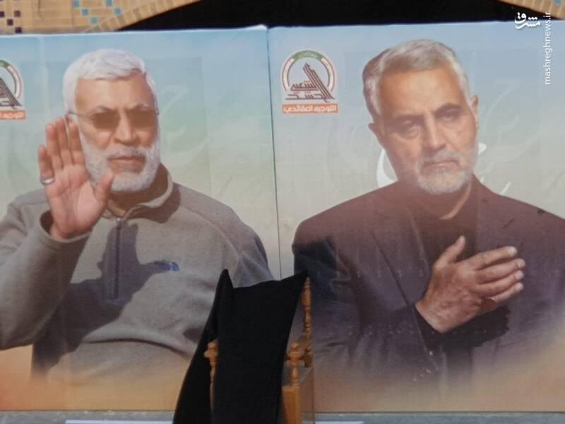 2940717 - عکس/ فرماندهان شهید حشدالشعبی در عمود ۲۸۵