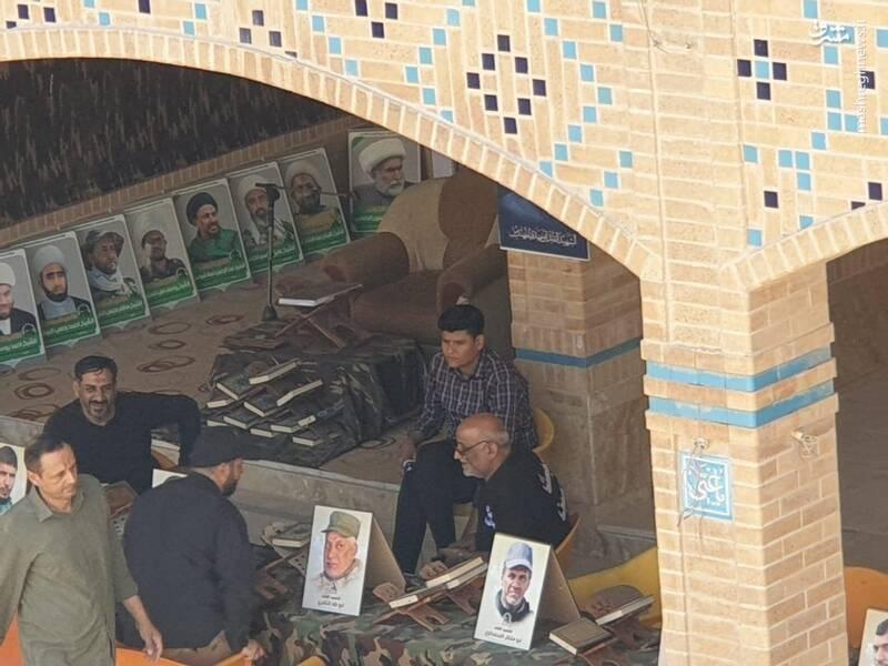 2940718 - عکس/ فرماندهان شهید حشدالشعبی در عمود ۲۸۵