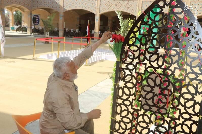 2940722 - عکس/ فرماندهان شهید حشدالشعبی در عمود ۲۸۵