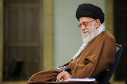 رهبر انقلاب اسلامی از ۴۲ سال خدمت صادقانه آیتالله شاهچراغی تقدیر کردند