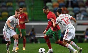 برد پرگل ایتالیا، تساوی پرتغال با اسپانیا، شکست هلند و توقف آلمان