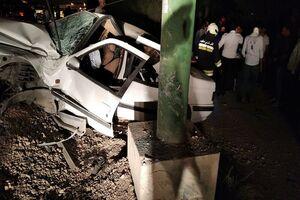 تصادف در مسیر تهران-پرندک جان ۶ نفر را گرفت