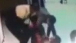 سرقت میلیونی با چاقوکشی در تهران + فیلم