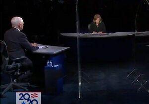 نظرسنجی سیانان: هریس پیروز مناظره با مایک پنس شد