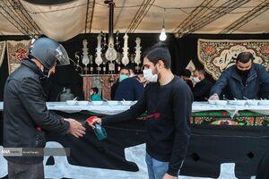 عکس/ موکبها در اربعین حسینی (ع)