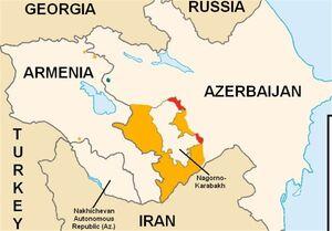 باکو: ۴۱ غیرنظامی کشته و ۲۰۵ نفر زخمی شدهاند
