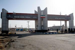 بازدید فرمانده انتظامی خوزستان از مرزهای چذابه و شلمچه