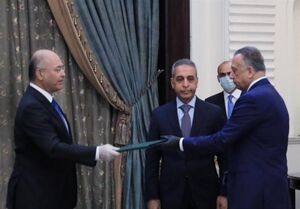 پیامهای رئیسجمهور و نخستوزیر عراق به مناسبت اربعین