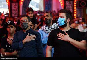 عکس/ عزاداری اربعین حسینی (ع) در کربلای معلی