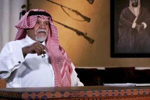 بندر بن سلطان: سران فلسطین، ایران را مهمتر از کشورهای عربی میدانند - کراپشده