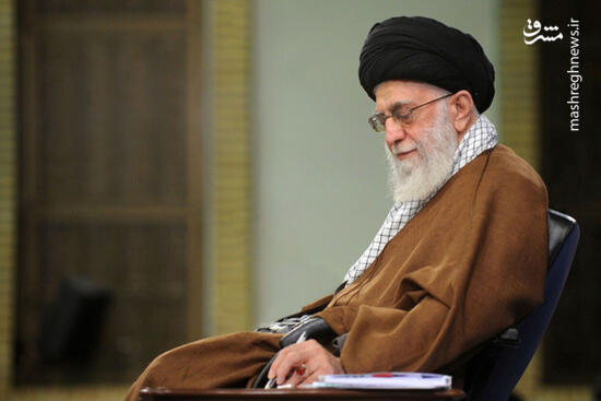 فیلم/ قرائت پیام رهبر انقلاب به مناسبت هفته بسیج